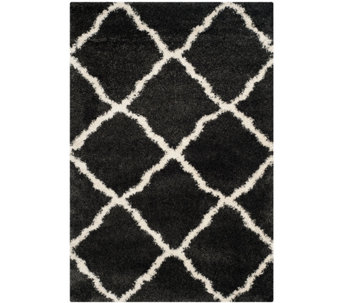 "Belize Shag 5'1"" x 7'6"" Area Rug by Safavieh - H286000"