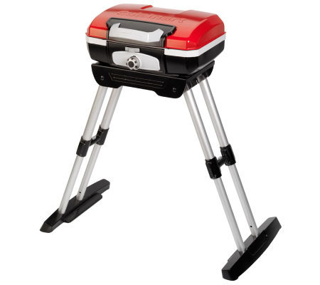 Cuisinart Petite Gourmet Portable Outdoor LP Gas Grill