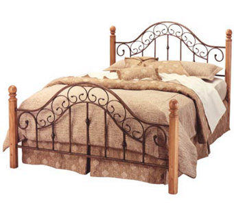 Hillsdale House San Marcos Full/Queen Headboard - H114901