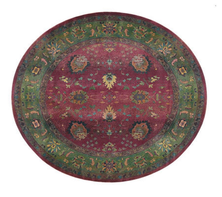 Sphinx Antique Persian 8' Round Rug by OrientalWeavers