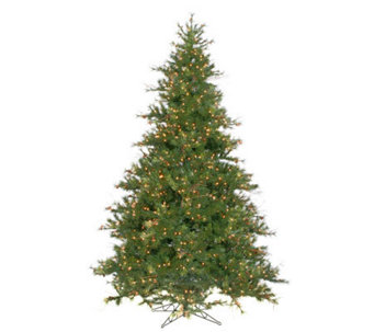 10' Prelit Mixed Country Pine Tree by Vickerman - H145201