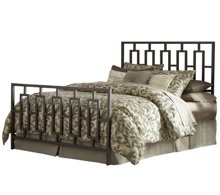 Fashion Bed Group Miami Coffee Full Bed