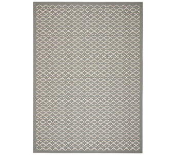 Safavieh Lattice 8' x 11' Indoor/Outdoor Rug - H283101