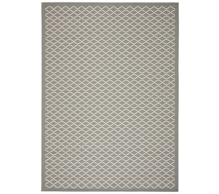 Safavieh Lattice 8' x 11' Indoor/Outdoor Rug