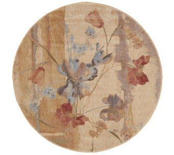 "Somerset Contemporary 5'6"" x 5'6"" Rug by Nourison - H288301"