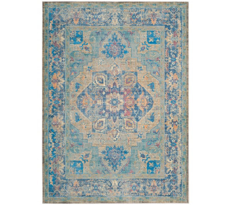 "Claremont Carrie 5'1"" x 7'9"" Rug by Valerie"