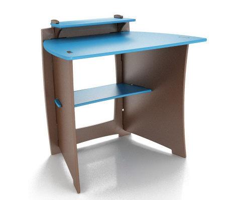 Legare Kids No Tools 34 Desk And PDA Shelf