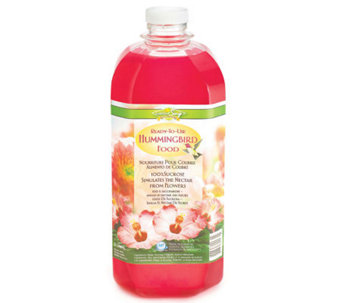 Hummingbird Nectar Ready-to-Use 2 Liter - H177602