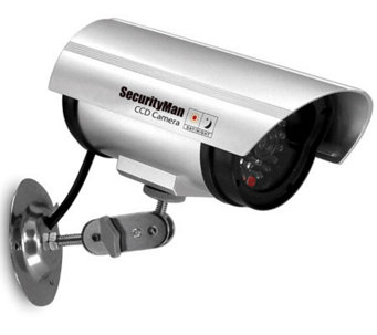 SecurityMan Dummy Indoor Camera w/ LED - H187002
