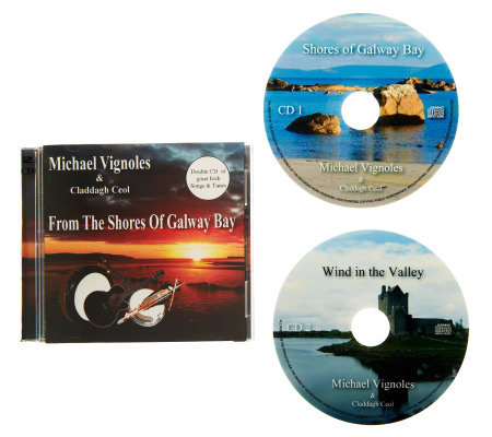 Set of 2 Ceilidh & Traditional CD's