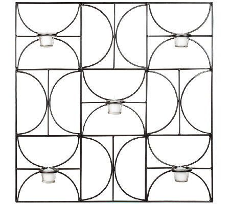 Geometric Votive Wall Decor by Safavieh
