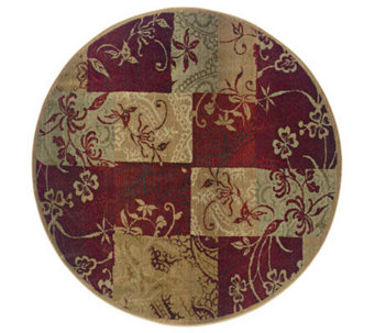 Sphinx Lyla 8' Round Rug by Oriental Weavers - H355402