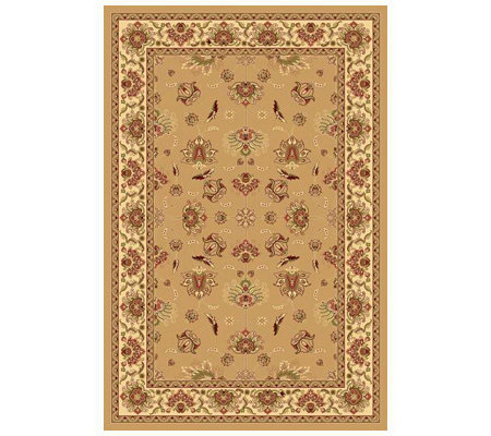 Rugs America New Vision Kashan 5'3&quot x 7'10&quot Rug