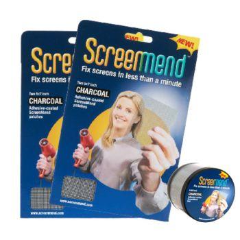ScreenMend Set of 2 Screen Repair Patch & Roll by Lori Greiner