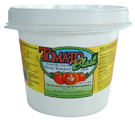 Tomatoblast Growth Formula, 8-lb Bucket