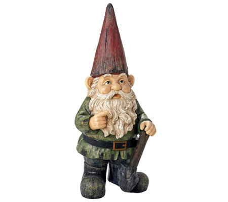Design Toscano Gottfried the Gigantic Garden Gnome