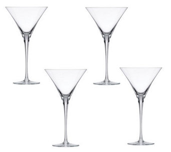 Lenox Tuscany Classics Set of 4 Martini Glasses - H364703