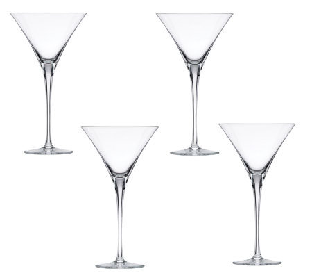 Lenox Tuscany Classics Set of 4 Martini Glasses