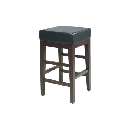 "Metro Stools 25"" Square Stool by Office Star"