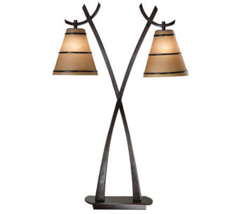 "Kenroy Home 31"" Wright Table Lamp - H161904"