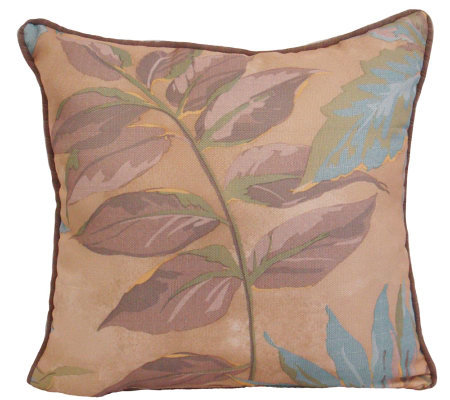 Qvc Decorative Pillows : Veratex Capri Decorative Pillow ? QVC.com