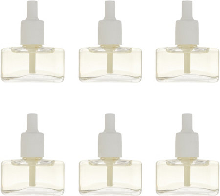 HomeWorx by Harry Slatkin Set of 6 ScentWorx Refillables