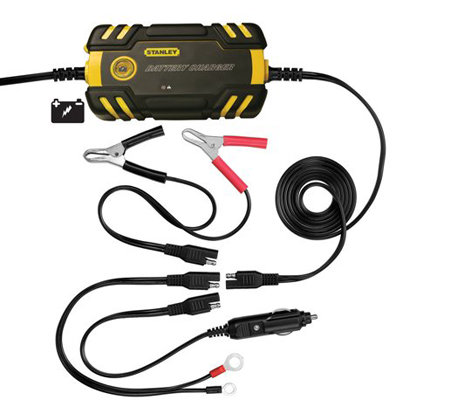 Stanley Vehicle Battery Maintainer and TrickleCharger