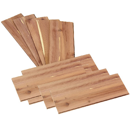 Household Essentials 10-Pack Cedar Panels