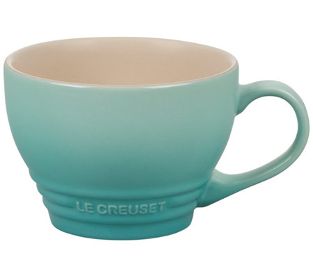 le creuset 14 oz bistro mug page 1. Black Bedroom Furniture Sets. Home Design Ideas