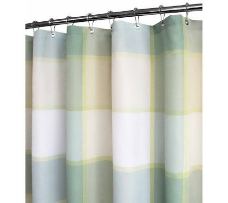 Watershed 2-in-1 Portman 72x72 Shower Curtain