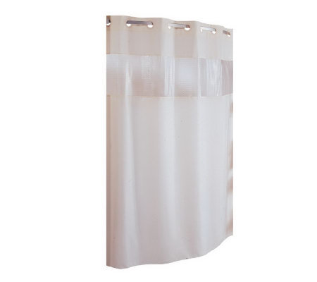 hookless the major longer length shower curtain page 1