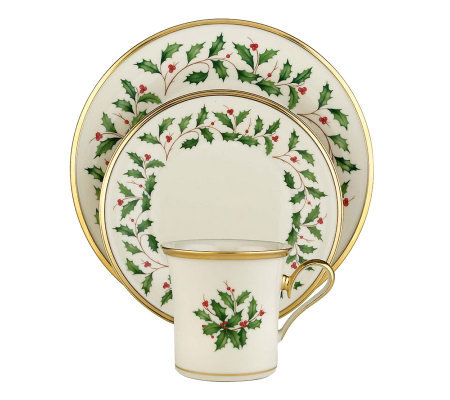 Lenox Holiday 12-Piece Set