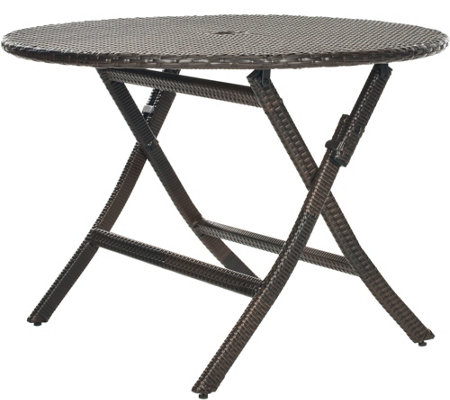 Safavieh Ellis Round Folding Table