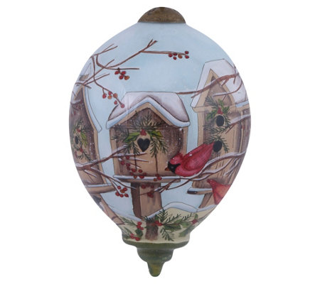 "3"" Home For The Holidays Ornament by Ne'Qwa"