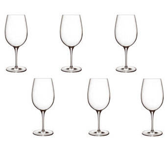 Luigi Bormioli 20-oz Palace Wine Tasting Glasses - Set of 6 - H364905