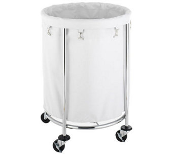 Whitmor Round Commercial Hamper - H367805