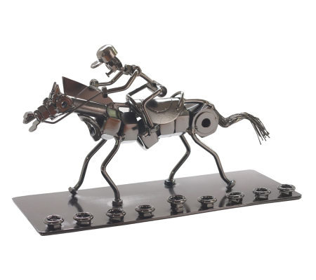 Copa Judaica Down The Stretch Menorah
