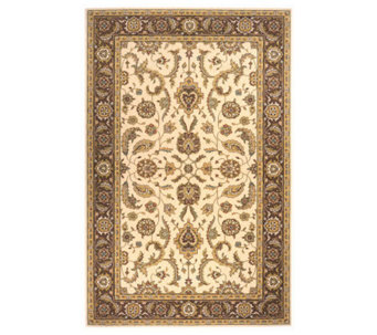 Momeni Sarouk 5' x 8' Power Loomed Wool Rug - H162806
