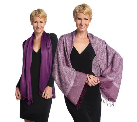 Set of 2 Stay Put Wrapminas by Lori Greiner