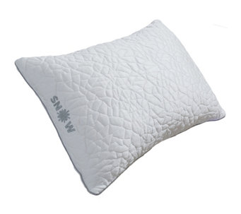Protect-A-Bed Therm-A-Sleep Snow Stomach Sleeper Pillow - H290406