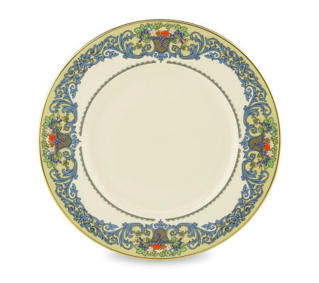 Lenox Autumn Accent Plate