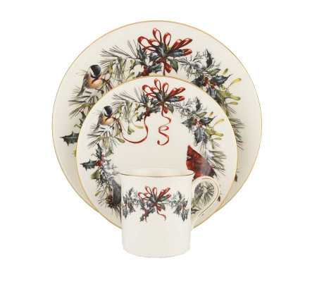 Lenox Winter Greetings 12-Piece Set