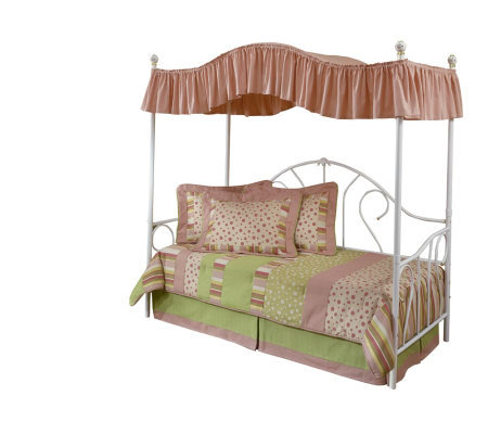 Hillsdale House Bristol Canopy Daybed with Support Deck