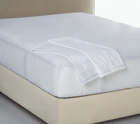 PureCare Frio CK Mattress Protector w/ (2) Pillow Protectors