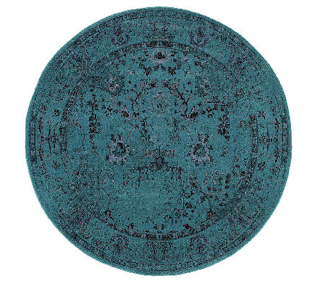 "Revival 7'8"" Round by Oriental Weavers"