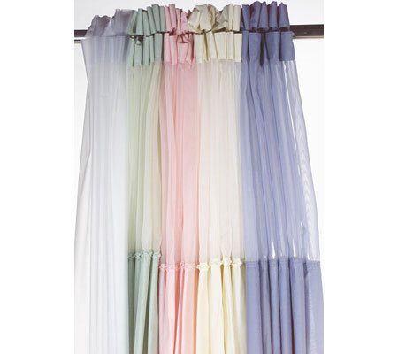 Hookless Fabric Shower Curtain And Liner Set
