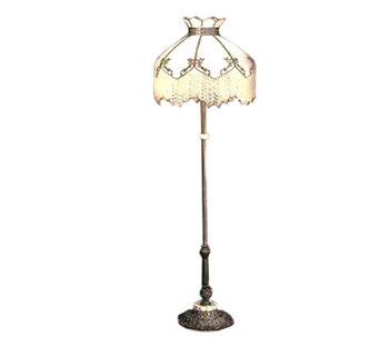 "Victorian-Style 64""H Floor Lamp - H109508"