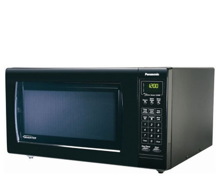 Panasonic Full Size 1 6 Cu Ft 1250w Microwave Oven