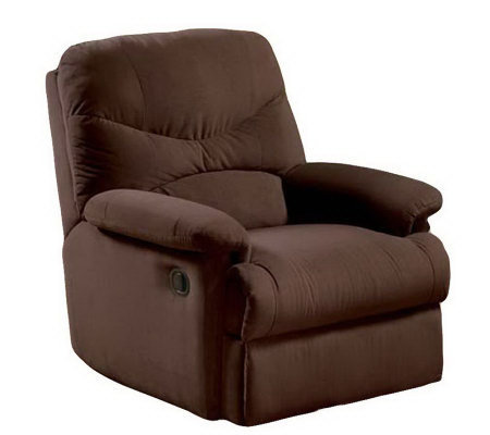 Microfiber Recliner by Acme Furniture
