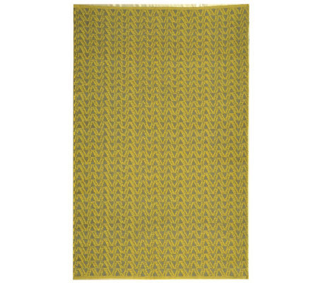 Thom Filicia 6' x 9' Ackerman Recycled PlasticOutdoor Rug